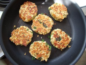 cheese & oat cakes