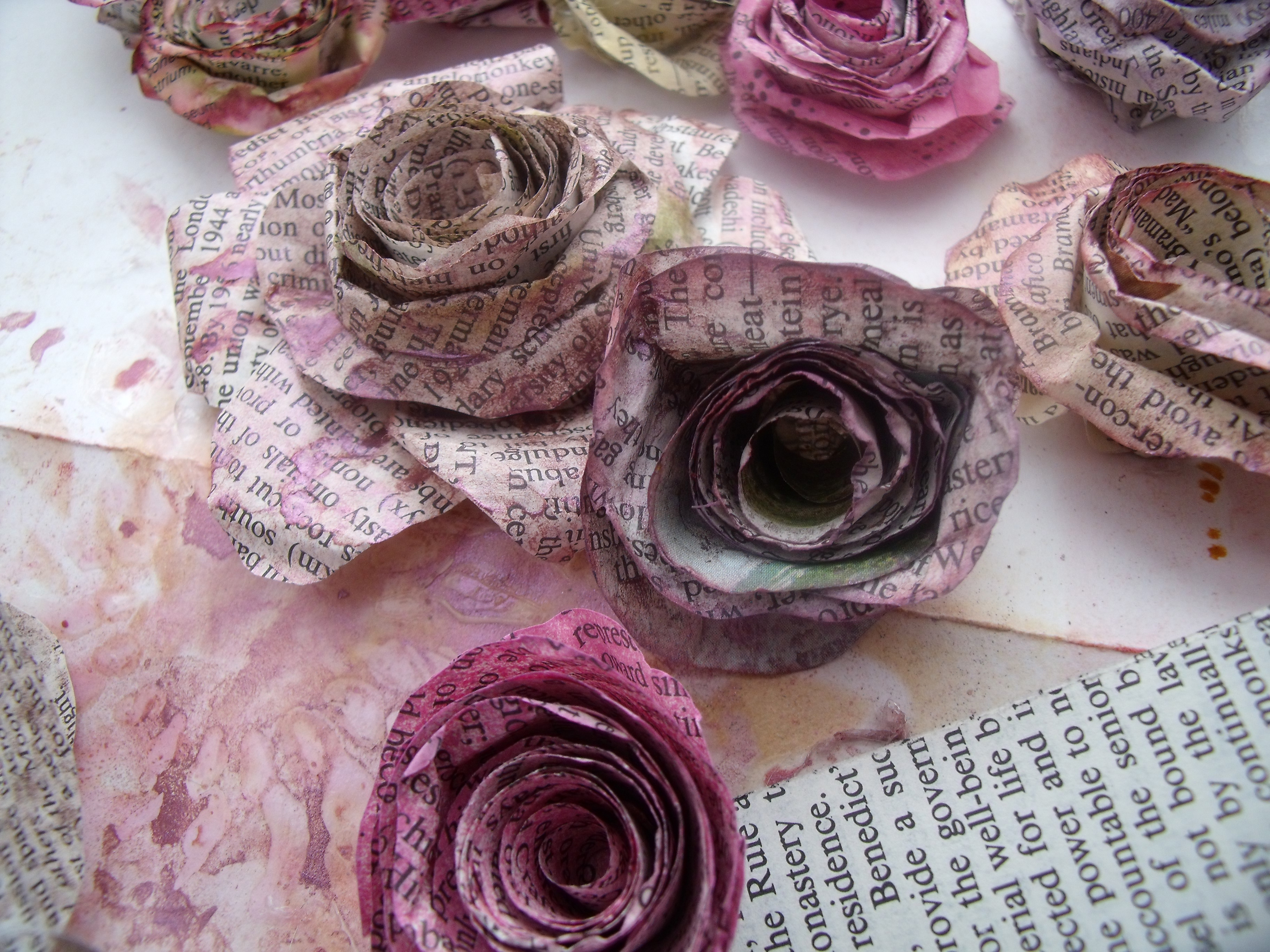 Easy Hand Mades Bp Flowers