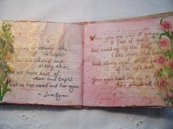 Byron & Yeats