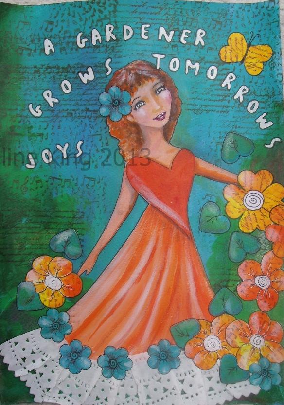 A Gardener [c]