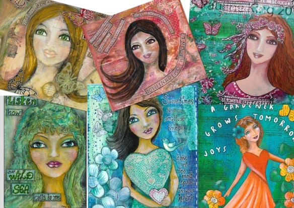 MM Girls Collage