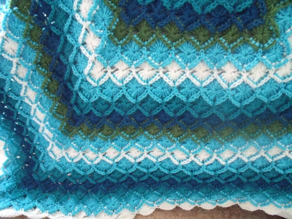 Bavarian Rug texture