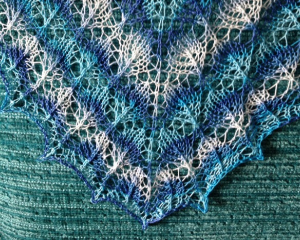 Lace Leaf KAL