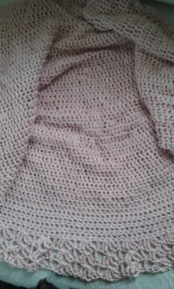 D's crochet top