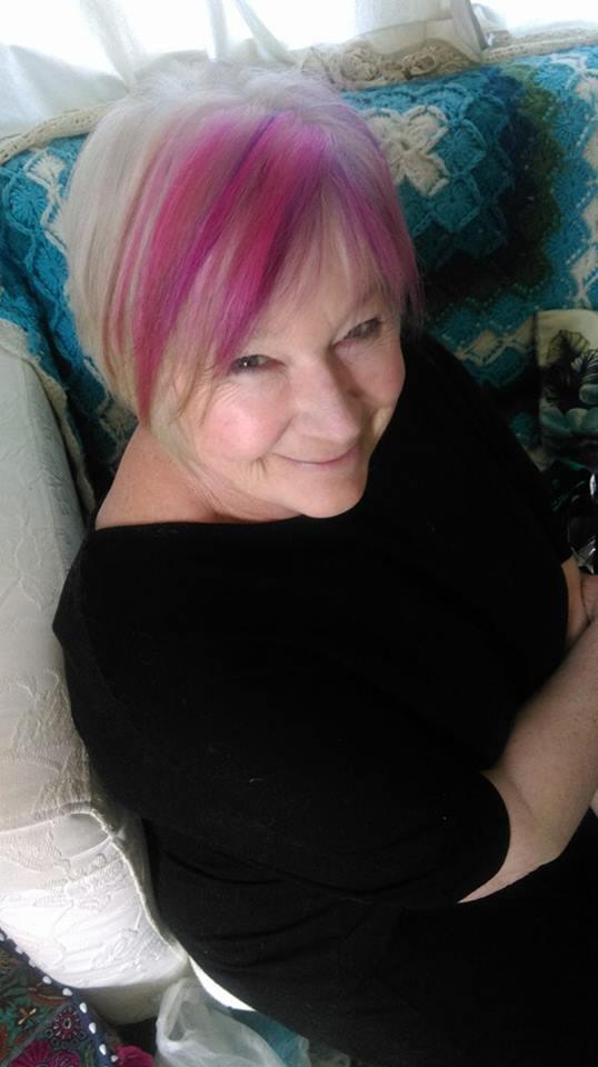 Pink Hair Dec 15