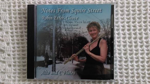 Flute CD