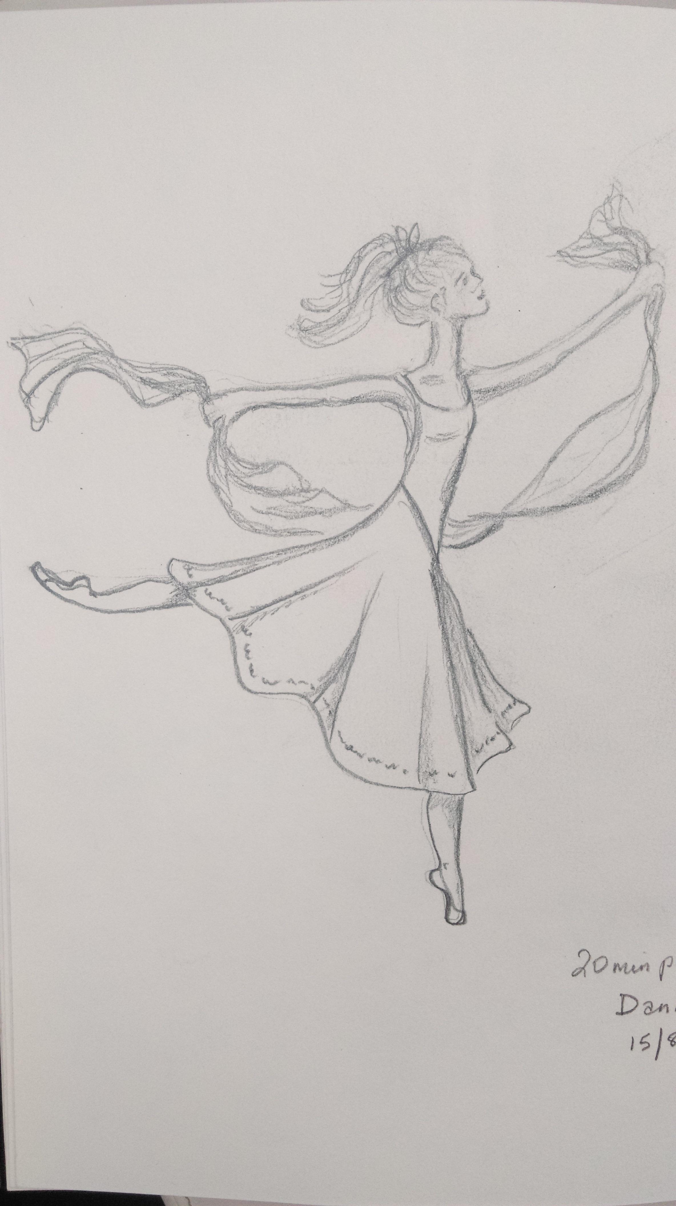 20min sketch