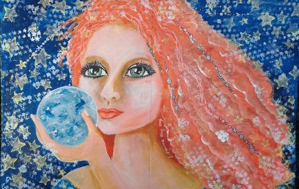 earth-goddess