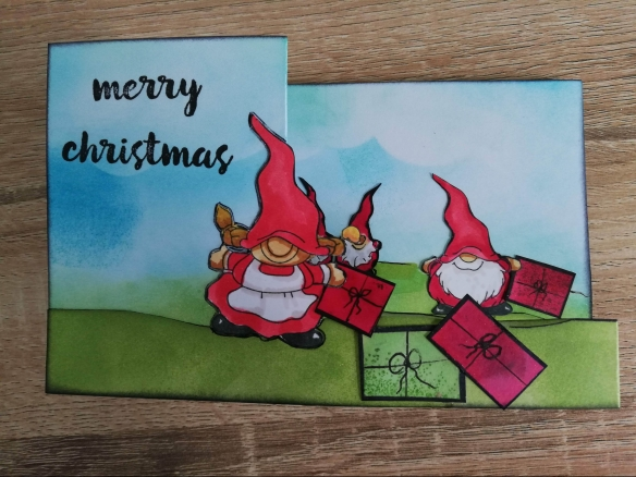Gnome gift card